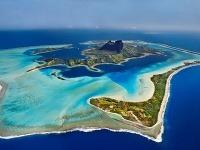 Bora Bora, Francúzska Polynézia