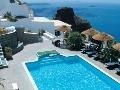 Bazén pri hoteli je