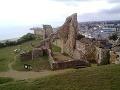 hrad v Hastingse