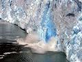 Patagónia ľadovec Perito Moreno