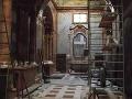 rekonštrukcia dolnej lode Baziliky