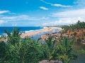 pláže na pobreží Keraly