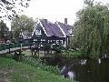Zaanse Schans domčeky, Holandsko