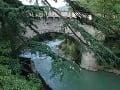 Most ponad rieku Passer