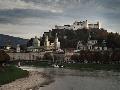 Panoráma Salzburgu