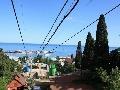 Lanovka na Jalte, Krym,