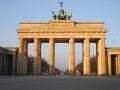 Nemecko Brandenburská brána Berlín