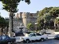 steny opevnenia starého mesta