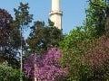 Lednický Minaret navrhol Josef