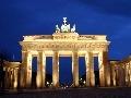 Brandenburská brána v Berlíne