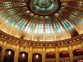 Kupola v parlamentnom paláci,