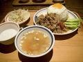 Thajské jedlo je štipľavé,