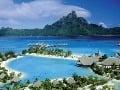 Na Bora Bora tvoria