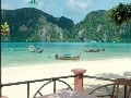 Na ostrove Ko Phangan