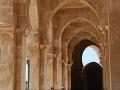 Vstup do mešity Hassana