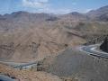 Prechod najväčším pohorím Maroka,