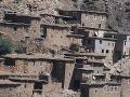 Miestne obydlia v pohorí