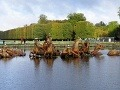 Apolónova fontána vo Versailles