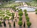 Oranžéria v záhrade Versailles