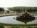 Prechádzka v záhradách Versailles