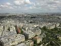 Nekonečný výhľad z Eiffelovky