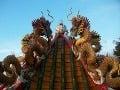 Dračia strecha, Sriracha, Thajsko