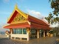 Budhistický chrám, Sriracha, Thajsko