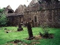 Cintorín pri Malahide Castle,