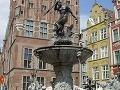 Neptúnova fontána, Gdansk