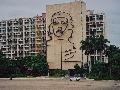 Podobizeň Che Guevaru, Havana