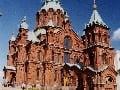 Uspenski ruská ortodoxná katedrála,