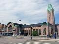 Hlavná vlaková stanica, Helsinki