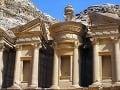 Petra, Jordánsko, Kláštor (Monastyr)