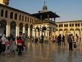 Umajovská mešita, Damašek, Sýria