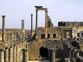 Rímske vykopávky, Bosra, Sýria