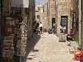 Ulice Jeruzalema