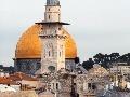 Al-Aqsa mosque, Jeruzalem