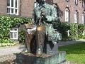 Socha Hansa Christiana Andersena,