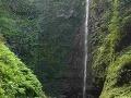 100 metrový vodopád v