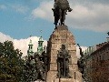 Monument of Grunwald battle,