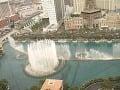 Vodná show, Las Vegas