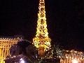 Eiffel Tower v Las