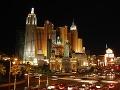 Las Vegas je najkrajšie