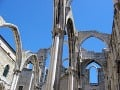 Convento do Carmo, Lisabon