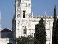 Mosteiro dos Jerónimos, Lisabon
