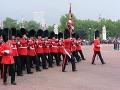 Anglická kráľovská čestná stráž,