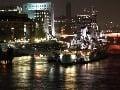 Rieka Temža, Londýn