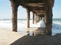 Manhattan Beach Pier, Los