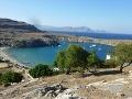 Ostrov Rodos - pohľad