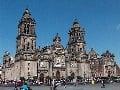 Metropolitan Cathedral, Mexiko City